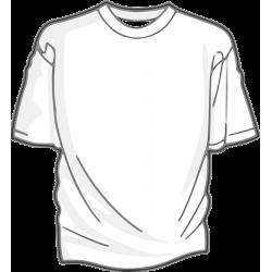 Camiseta de colores sin...