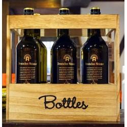 Caja de vino personalizada